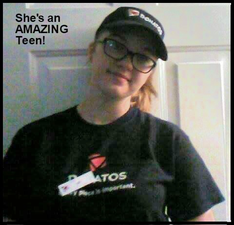 amazing teen