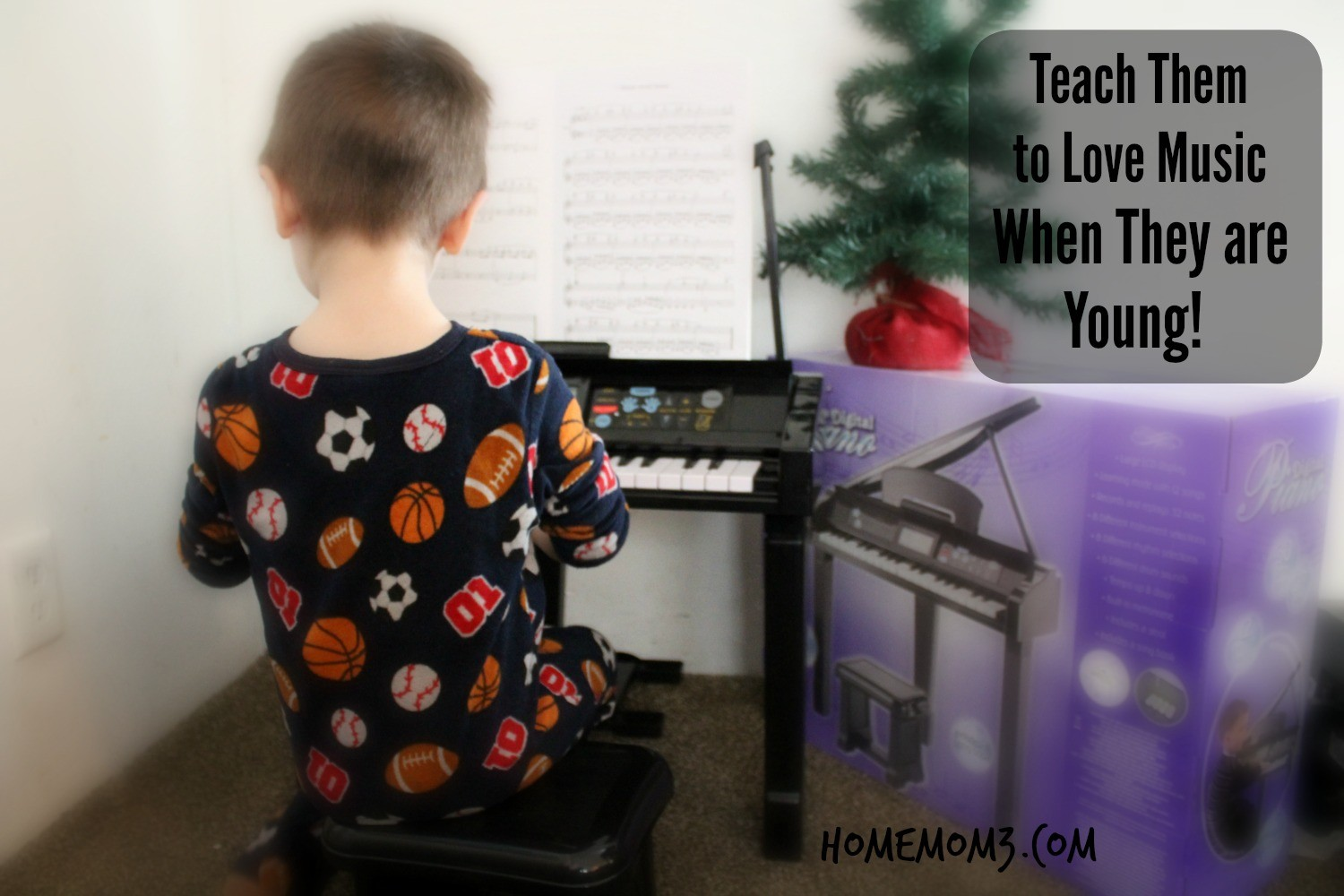 Baby Grand Digital Piano for Young Ones