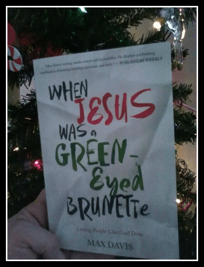 jesus greeneyed brunette