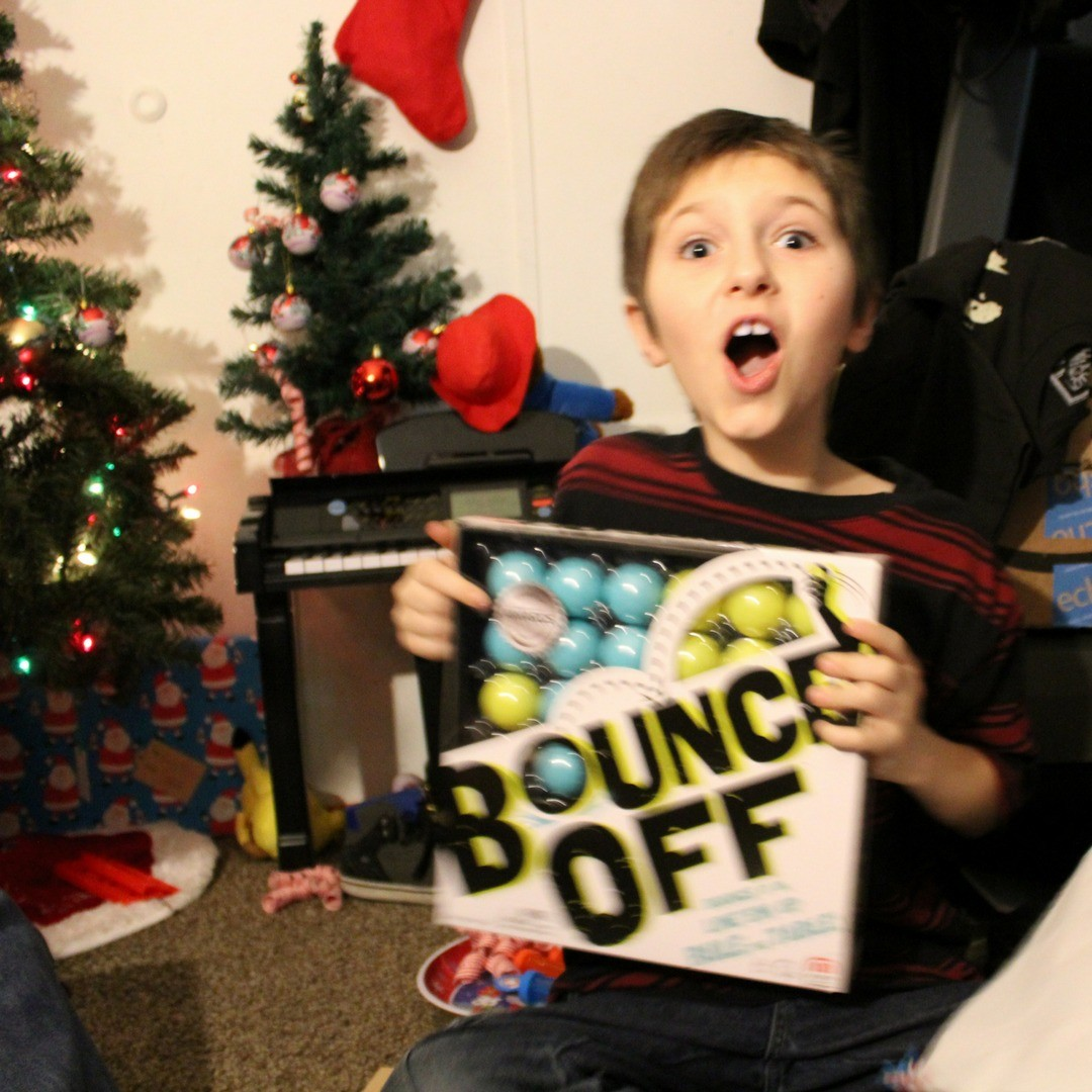 Bounce Off Board Game